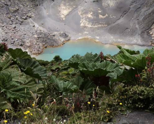 Mt Irazu Crater