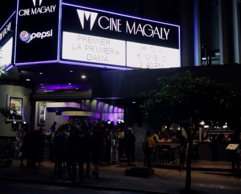 Primera Dama - Magaly Premiere 1